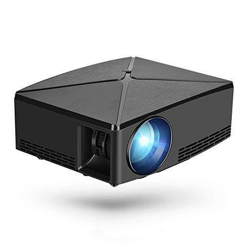 MXK 3D Projector 1080P Smart Projector 2800 Lumens Wireless WiFi HD Home Theater Projection Multi-Media Equipment No Screen TV