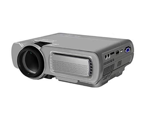 Tiamo Intelligent Projector Wireless WiFi 1080P HD LED Projector Home Mini-Portable Mobile Phone Screen Projection