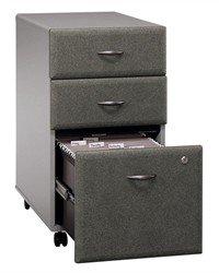 BSHWC14553SU - Bush Three drawer lateral file