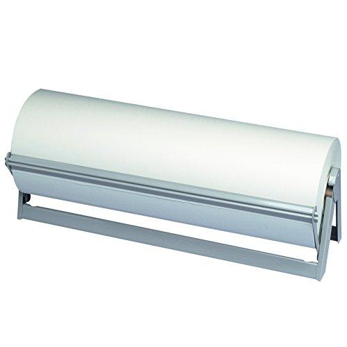 Tape Logic TLNP2490 Newsprint Roll 30 24 x 1440 White