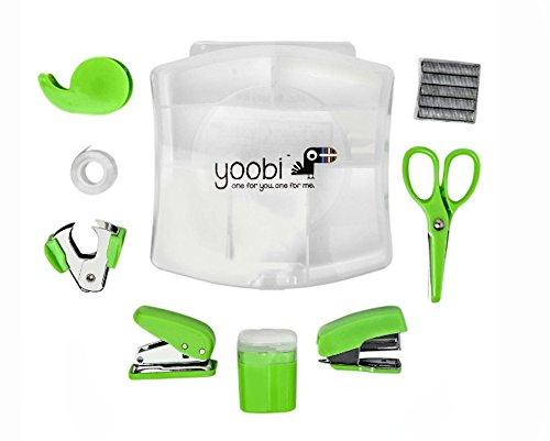 Desk Mini Supply Kit - Green