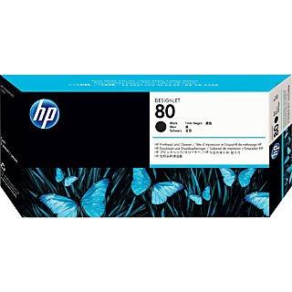 HP 80 Black Printhead Cleaner
