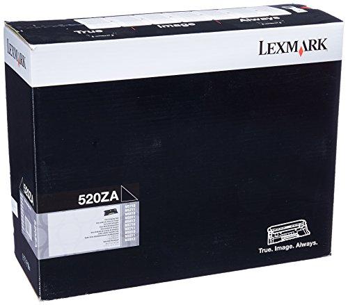 Lexmark 52D0ZA0 Imaging Unit Toner