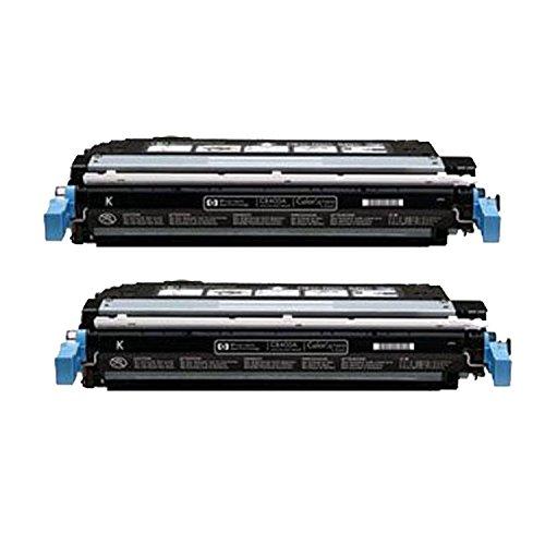 Compatible Black HP Toner Cartridge Q2670A 6000 Page Yield for HP Color LaserJet 3500 HP Color LaserJet 3500n HP Color LaserJet 3550 HP Color LaserJet 3550n -2PK