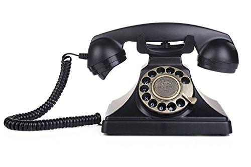 Retro Metal ringtones antique telephone 1929TN vintage turntable Deluxe Edition