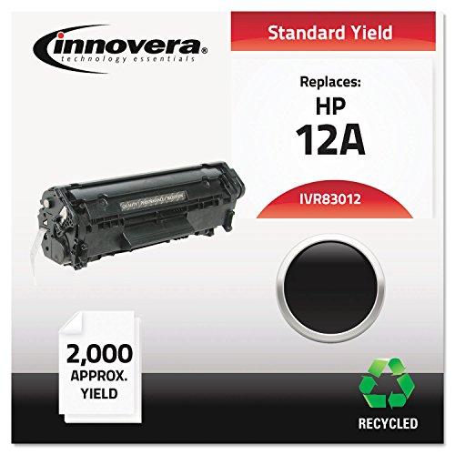 IVR83012 - Innovera Remanufactured Q2612A 12A Laser Toner