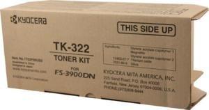 Kyocera FS-3900DN Toner 15000 Yield - Genuine Orginal OEM toner