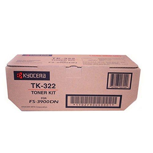 Kyocera Toner Cartridge 15000 Yield TK322