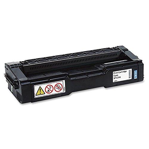 Ricoh 406476 Type SP C310HA Toner Cartridge Cyan