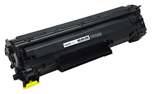 Cartritech CT-NC128-AZ Compatible Canon 128 Black 3500B001AA Toner Cartridge for Canon ImageCLASS MF4570dn ImageCLASS D550