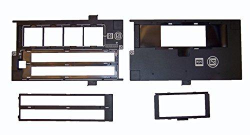 Epson Perfection 4490 - BUNDLE - 35mm Negative Holder  Slide Holder 120 220 620 Holder - Film Guide