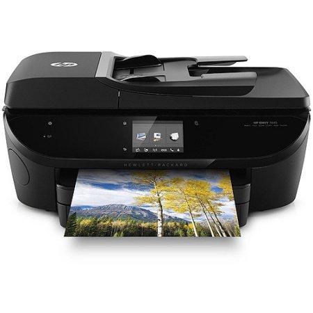 HP Envy 7640 e-All-in-One PrinterCopierScannerFax Machine E4W43AB1H