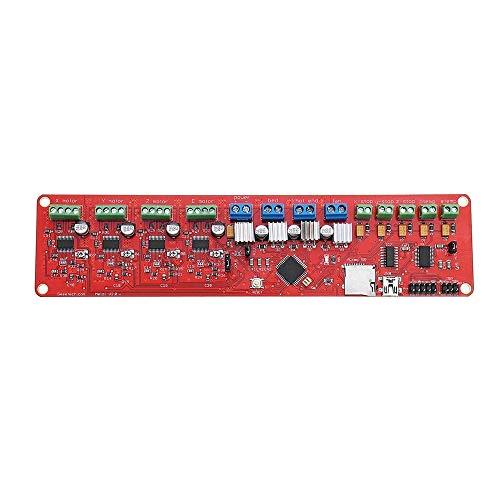 LHQ-HQ 3D Printer Accessories Board 1284P Prusa I3 Controller Board Mainboard Melzi 20 Control for 3D Printer Printer