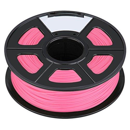 3D Printer Filament - SODIALRNew 3D Printer Printing Filament ABS -175mm 1KG for Print RepRap Color Pink