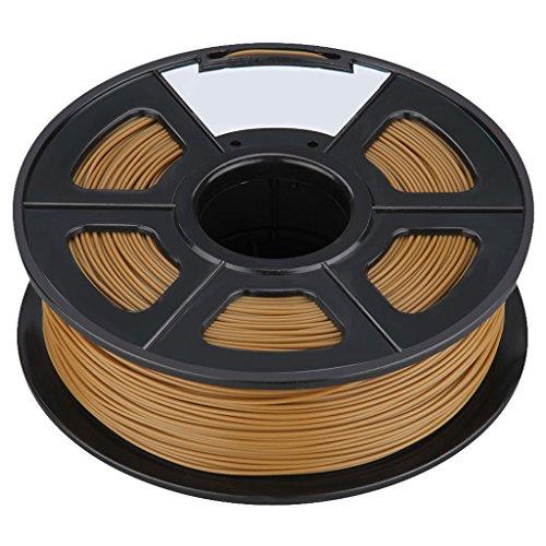 3D Printer Filament - TOOGOORNew 3D Printer Printing Filament ABS -175mm 1KG for Print RepRap Color Chocolate