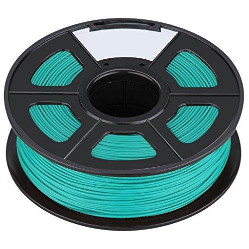 3D Printer Filament - TOOGOORNew 3D Printer Printing Filament ABS -175mm 1KG for Print RepRap Color Grass green