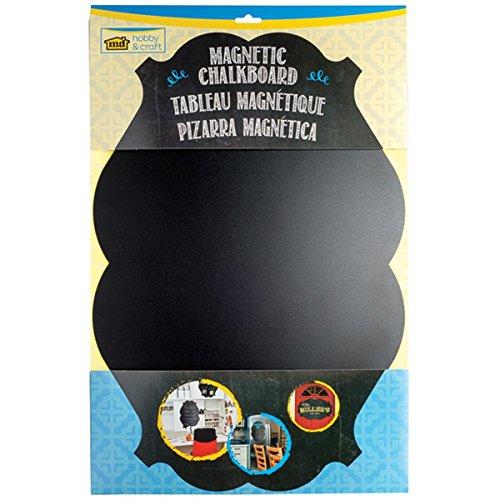 M-D Hobby Craft 57360 Vintage Chalkboard 16 by 24-Inch Black