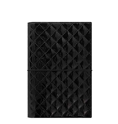 Filofax Personal Domino Luxe Organiser - Black