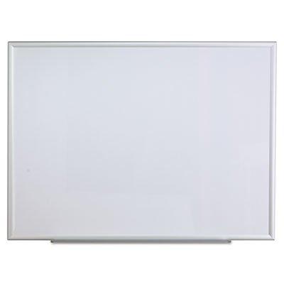 - Dry Erase Board Melamine 48 x 36 Aluminum Frame -