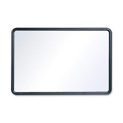 Quartet  Contour Dry-Erase Board Melamine 48 x 36 White Gray Frame -- Sold as 2 Packs of - 1 -  - Total of 2 Each