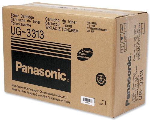 Panasonic Fax Toner 10000 Page Yield Black