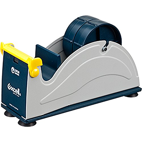 JVCC EX-17 Steel Desk Top Tape Dispenser 2 in wide twin rollers