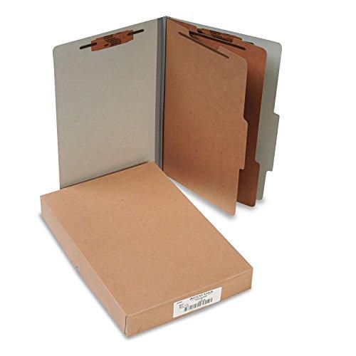 ACCO Pressboard Classification Folders ACC16056