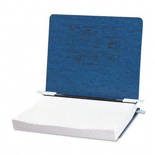 Acco Pressboard Hanging Data Binder 8-12 x 11 Unburst Sheets Dark Blue - Pack of 25