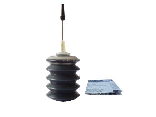 30ml Premium Nano Refill Ink Kit for HP 901 901 XL 60 60 XL 56 27 Black Ink Cartridges  1 instruction