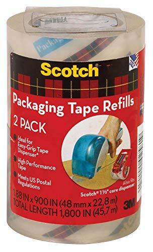 3M Dp-1000-Rr-2Packing Tape Refil