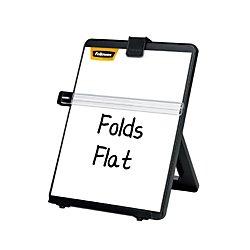 Fellowes Letter Sized Non-Magnetic Copyholder Black 21106