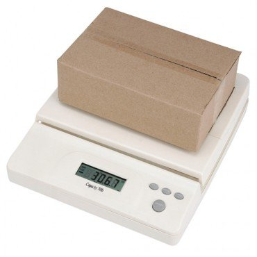 Cen-Tech 70 Lb32 Kg Digital Postal Scale