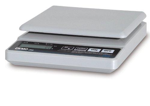 Pelouze PE5 5-lbStraight Weigh Digital Postal Scale 5-78 x 5-78 Platform