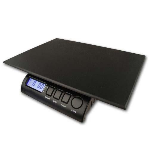 ZIEIS  70 Lb Capacity  Digital Postal Scale  ZIEIS BigTop 16 x 12 Dura Platform  Z-SEAL  110V Adapter  05 Ounce Accuracy
