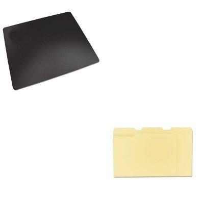 KITAOPLT912MSUNV12113 - Value Kit - Artistic Rhinolin II Desk Pad with Microban AOPLT912MS and Universal File Folders UNV12113