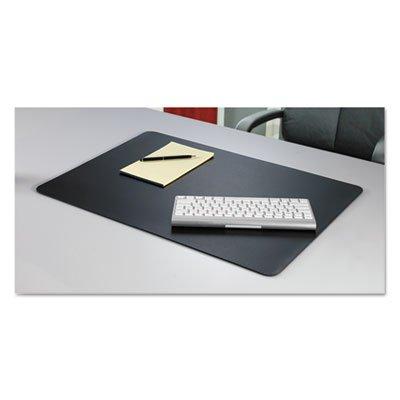Rhinolin II Desk Pad with Microban 24 x 17 Black Sold as 1 Each