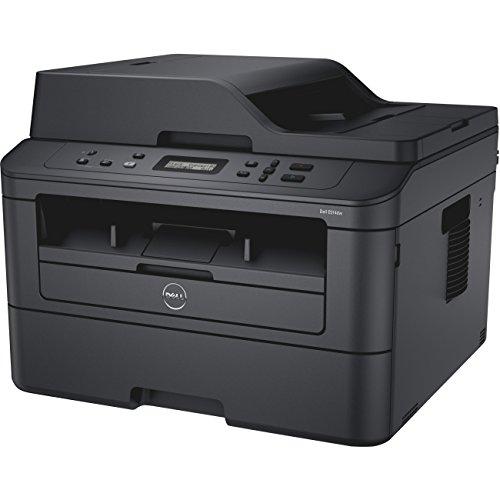 Dell E514dw Wireless Monochrome Laser Multifunction Printer Copier Scanner