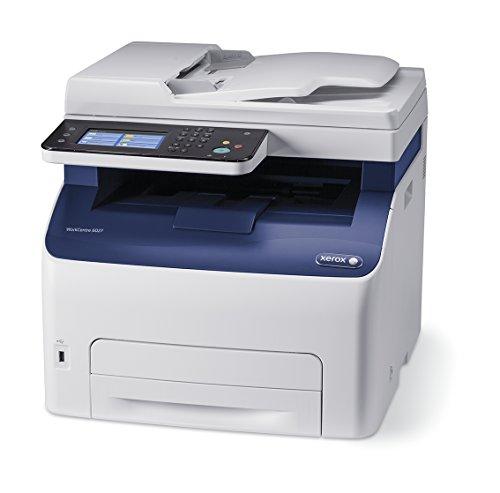 Xerox WorkCentre 6027NI Wireless Color Multifunction Printer