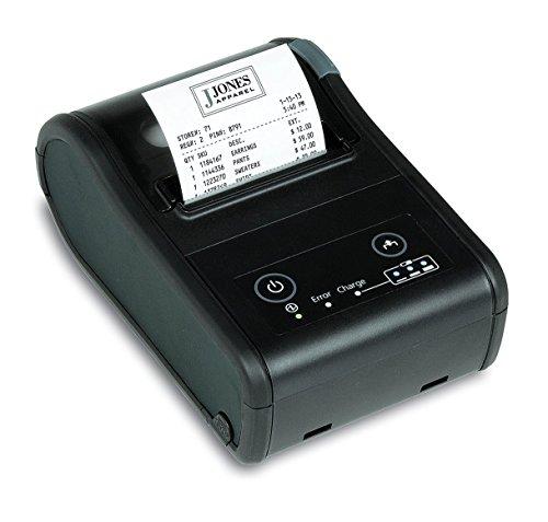 Epson C31CC79751 Mobile Label Printer TM-P60II Peeler Bluetooth iOS Compatible Battery Belt Clip USB Cable Black Pack of 4