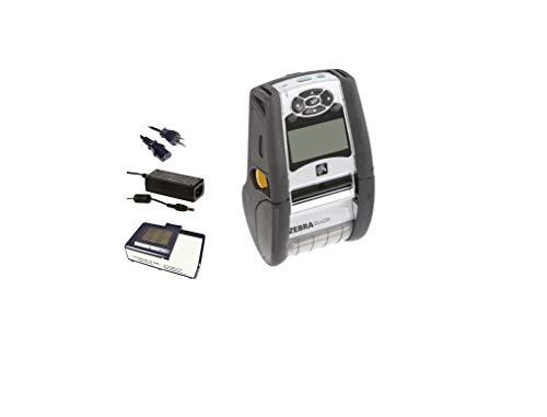Zebra QN2-AUNA0M00-00 QLN 220 Direct Thermal Mobile Label Printer Bluetooth and Wi-Fi Monochrome 203 dpi 275 H x 35 W x 65 D Renewed