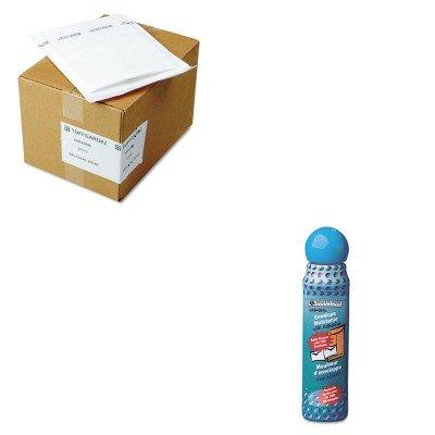 KITQUA46065SEL37713 - Value Kit - Sealed Air Jiffy TuffGard Self-Seal Cushioned Mailer SEL37713 and Quality Park Envelope Moistener wAdhesive QUA46065