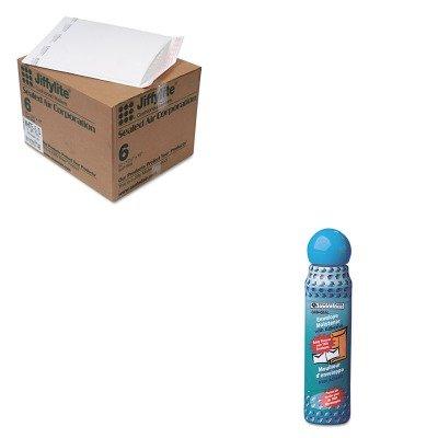 KITQUA46065SEL39262 - Value Kit - Sealed Air Jiffylite Self-Seal Mailer SEL39262 and Quality Park Envelope Moistener wAdhesive QUA46065