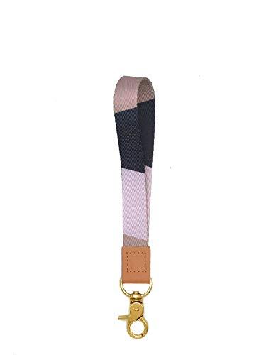 Hand Wrist Lanyard Key Chain Wristlet Strap Holder Strap Holder for KeysPhonesCameras USBEtc Cube