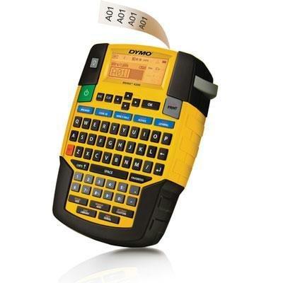DYM1801611 - Dymo Rhino 4200 Label Maker for Security and Pro AV