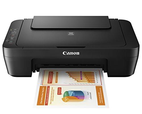 Canon MG Series PIXMA MG2525 Inkjet Photo Printer with ScannerCopier Black