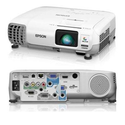 Epson Powerlite 99W LCD Projector - 720P - HDTV - 1610Prod Type ProjectorsLCD Projectors