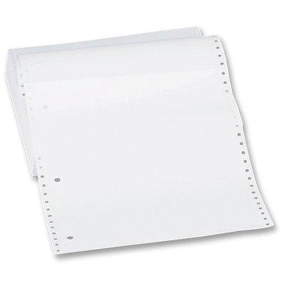 Computer Paper Plain 18 lb 9-12x11 2600 SH White