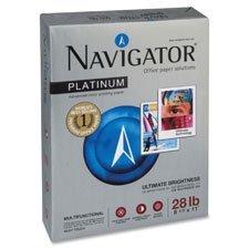 Platinum Navigator PaperGE9928 lb8-12x11500RMBRWE Sold as 1 Ream 500 Each per Ream