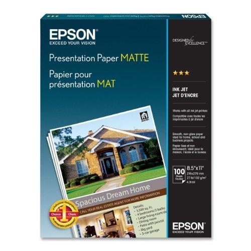 EPSS041062 - Epson Matte Presentation Paper