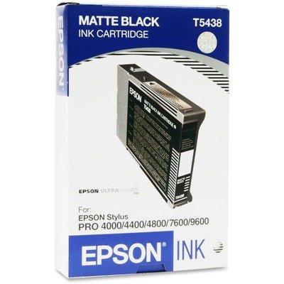 EPST543800 - Epson Matte Black Ink Cartridge